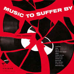 Music To Suffer By Soundtrack (Leona Anderson, Various Artists) - CD cover