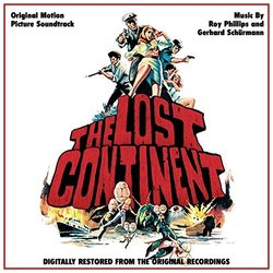 The Lost Continent - Gerard Schurmann, Roy Phillips - 30/09/2016