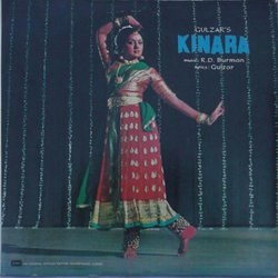 Kinara Soundtrack (Gulzar , Various Artists, Rahul Dev Burman) - CD cover