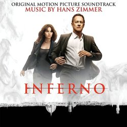 Inferno Soundtrack (Hans Zimmer) - CD cover