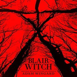 Blair Witch Soundtrack (Adam Wingard) - CD cover