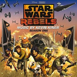 Star Wars Rebels: Season One - Kevin Kiner - 30/09/2016