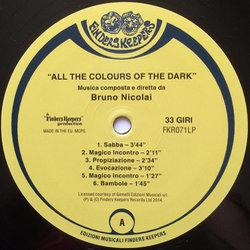 Bruno Nicolai - Tutti I Colori Del Buio (Original Motion Picture Soundtrack)
