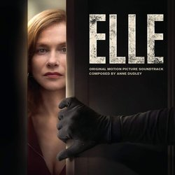 Elle Soundtrack (Anne Dudley) - CD-Cover