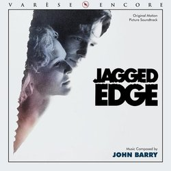 Jagged Edge - John Barry - 30/09/2016