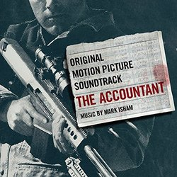 The Accountant Soundtrack (Mark Isham) - CD cover