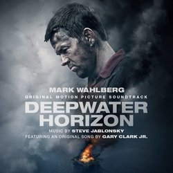 Deepwater Horizon Soundtrack (Steve Jablonsky) - CD cover
