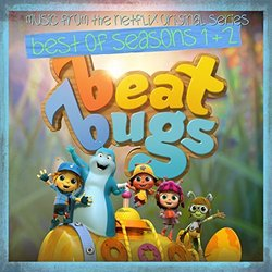 Beat Bugs: Best Of Seasons 1 & 2 - The Beat Bugs - 04/11/2016
