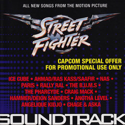 Street Fighter - Various Artists