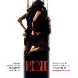 Disclosure Soundtrack (Ennio Morricone) - Car�tula