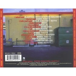SubUrbia Soundtrack (Various Artists) - CD Trasero
