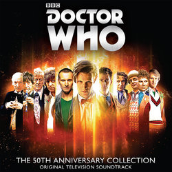 Doctor Who - The 50th Anniversary Collection - Various Artists - 17/10/2016