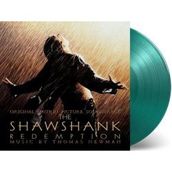 The Shawshank Redemption 声带 (Thomas Newman) - CD后盖
