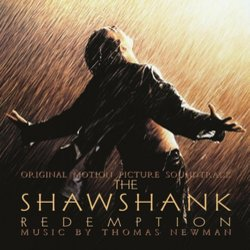 The Shawshank Redemption 声带 (Thomas Newman) - CD封面