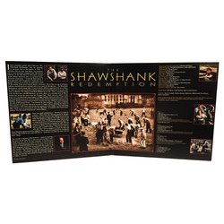The Shawshank Redemption 声带 (Thomas Newman) - CD-镶嵌