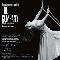 The Company Soundtrack (Various Artists) - CD Trasero