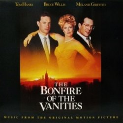 The Bonfire of the Vanities 声带 (Various Artists, Dave Grusin) - CD封面