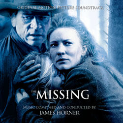 The Missing Soundtrack (James Horner) - CD cover