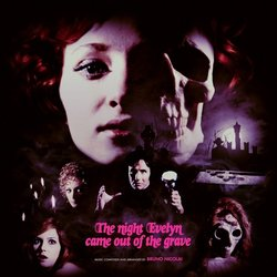 The Night Evelyn Came Out of the Grave - Bruno Nicolai - 18/11/2016