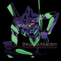 Evangelion 1.0 You Are Not Alone - Shir� Sagisu - 04/11/2016