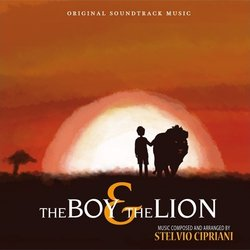The Boy and the Lion Soundtrack (Stelvio Cipriani) - Carátula