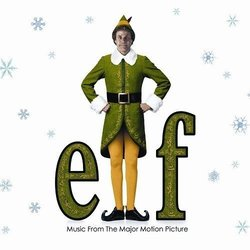 Elf Soundtrack (Various Artists) - CD cover