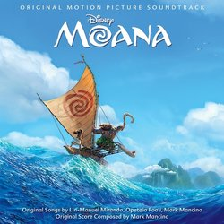 Vaiana Soundtrack (Mark Mancina) - Carátula