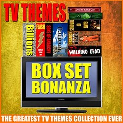 Box Set Bonanza TV Themes - TV Themes, Various Artists - 18/11/2016