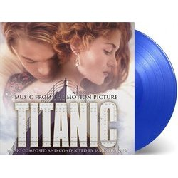 Titanic Soundtrack (James Horner) - cd-inlay