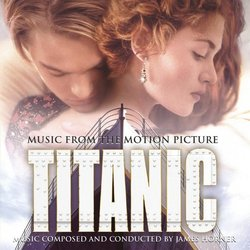 Titanic Soundtrack (James Horner) - CD cover