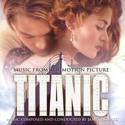 Titanic Soundtrack (James Horner) - Carátula
