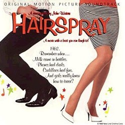 Hairspray Soundtrack (Various Artists) - Carátula