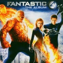 Fantastic 4 Soundtrack (Various Artists) - Car�tula