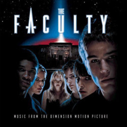 The Faculty Soundtrack (Various Artists) - Car�tula