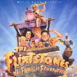 The Flintstones Soundtrack (Various Artists, David Newman) - Car�tula