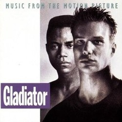 Gladiator Soundtrack (Various Artists) - CD cover