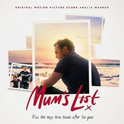 Mum's List Soundtrack (Amelia Warner) - CD cover