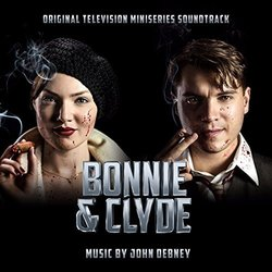 Bonnie & Clyde Soundtrack (John Debney) - CD-Cover
