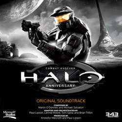 Halo: Combat Evolved Soundtrack (Martin O'Donnell, Michael Salvatori) - Car�tula