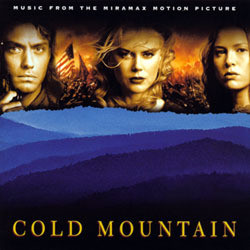 Cold Mountain Soundtrack (Various Artists, Gabriel Yared) - CD cover