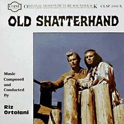 Old Shatterhand Soundtrack (Riz Ortolani) - CD cover