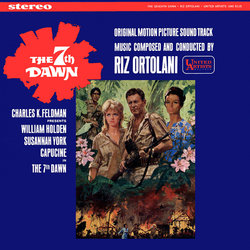 The 7th Dawn Soundtrack (Riz Ortolani) - Car�tula