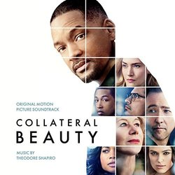 Collateral Beauty Soundtrack (Theodore Shapiro) - CD cover
