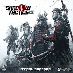 Shadow Tactics - Blades of the Shogun Soundtrack (Filippo Beck Peccoz) - CD-Cover