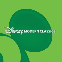 Disney Modern Classics Soundtrack (Various Artists) - CD cover