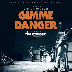 Gimme Danger Soundtrack (Various Artists) - CD cover
