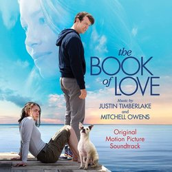 The Book of Love Soundtrack (Mitchell Owens, Justin Timberlake) - CD cover