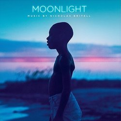 Moonlight Soundtrack (Nicholas Britell) - CD cover