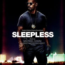 Sleepless Soundtrack (Michael Kamm, Jaro Messerschmidt) - CD cover