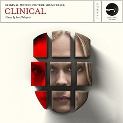 Clinical Soundtrack (Ian Hultquist) - CD cover